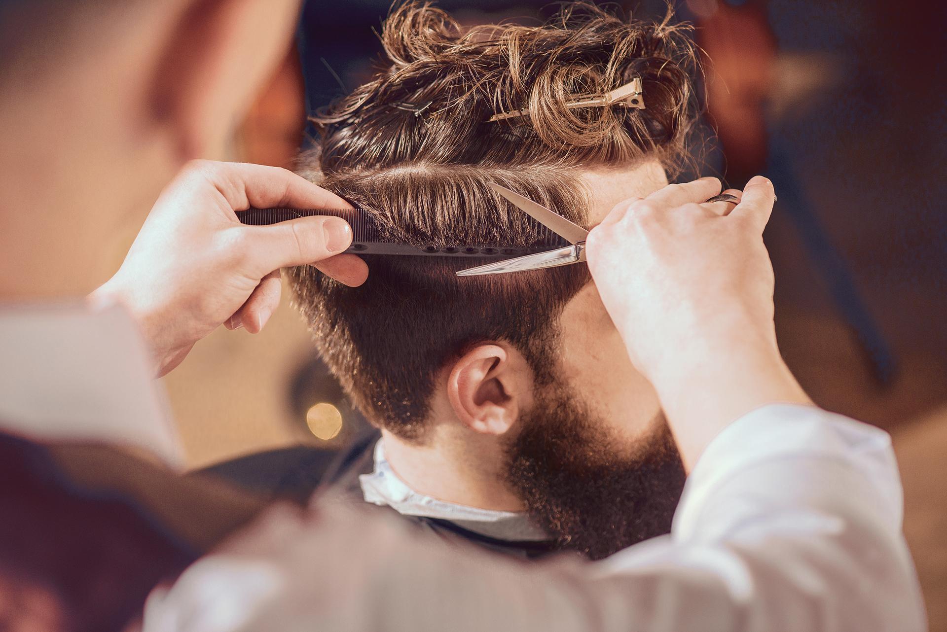 Мужские прически для парикмахерской фото того чтобы